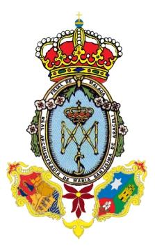 Logotipo Cofradía Virgen de Araceli Málaga